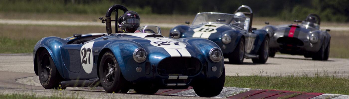 Corinthian Vintage Auto Racing